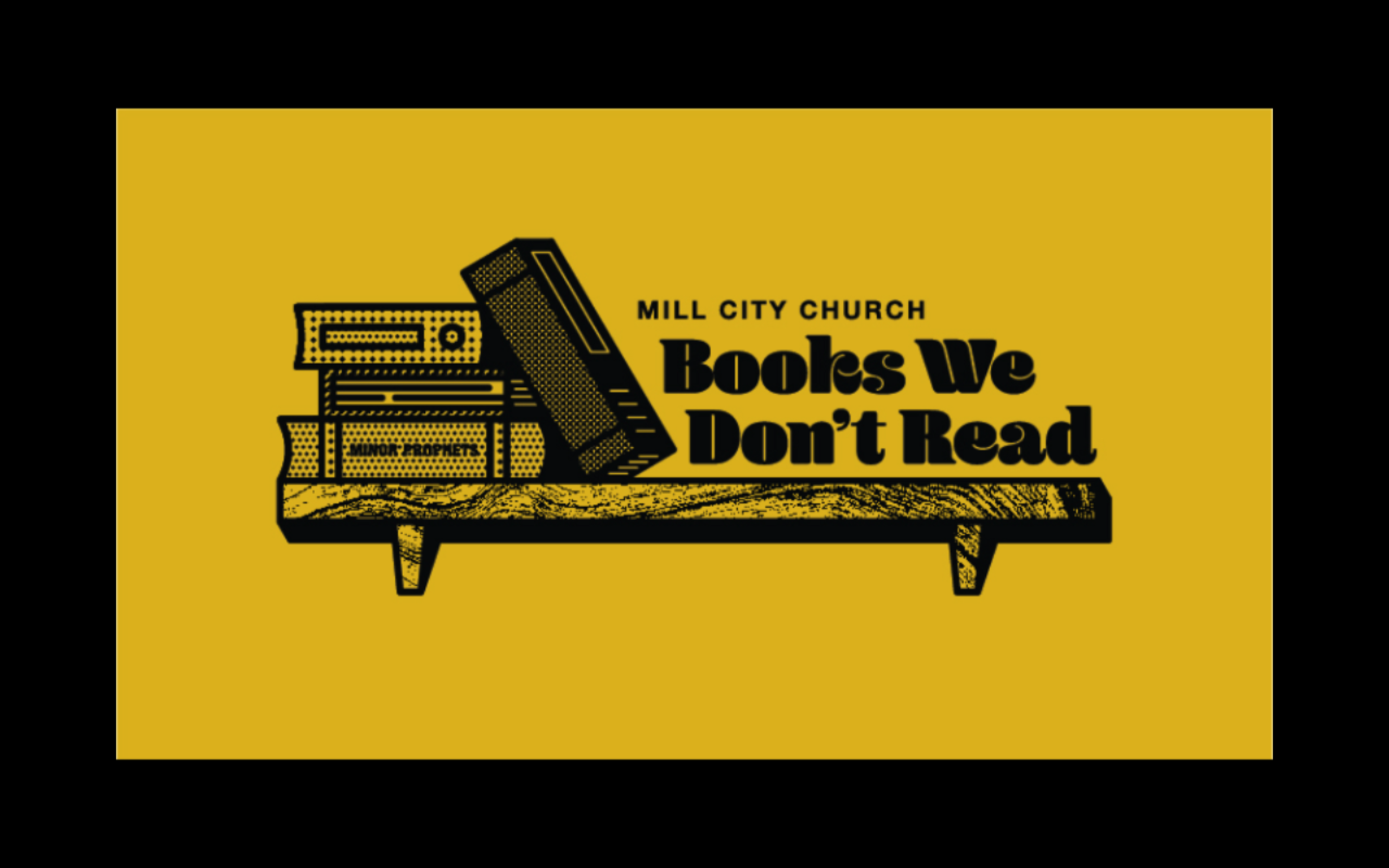 Books We Don't Read